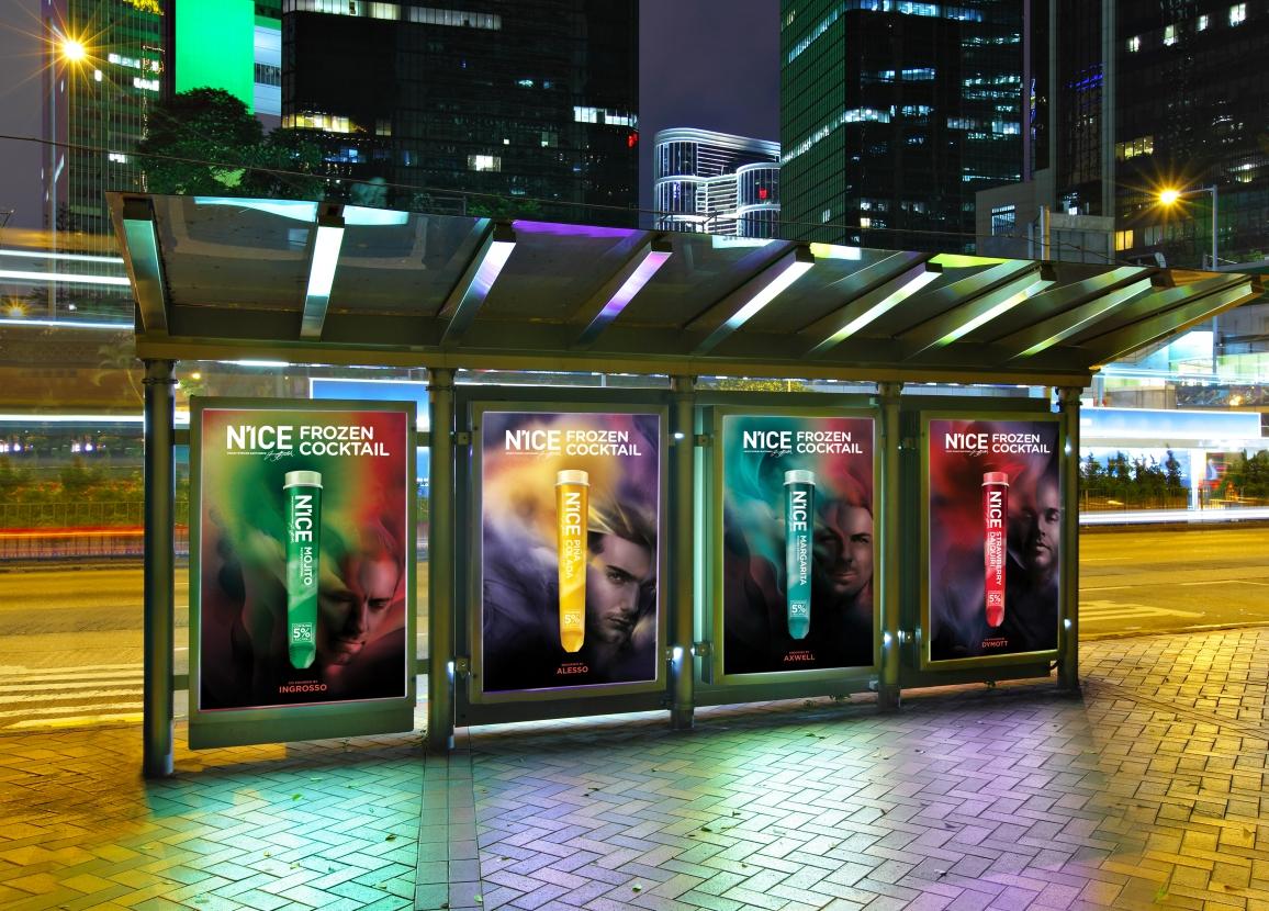 Billboards x4